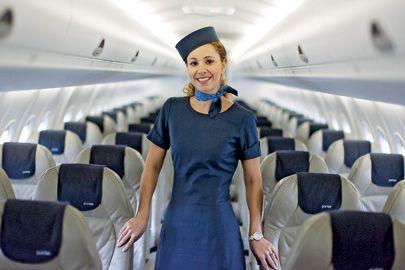 Porter Airlines Flight Attendants
