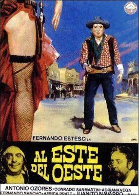Al este del oeste (1984) Español