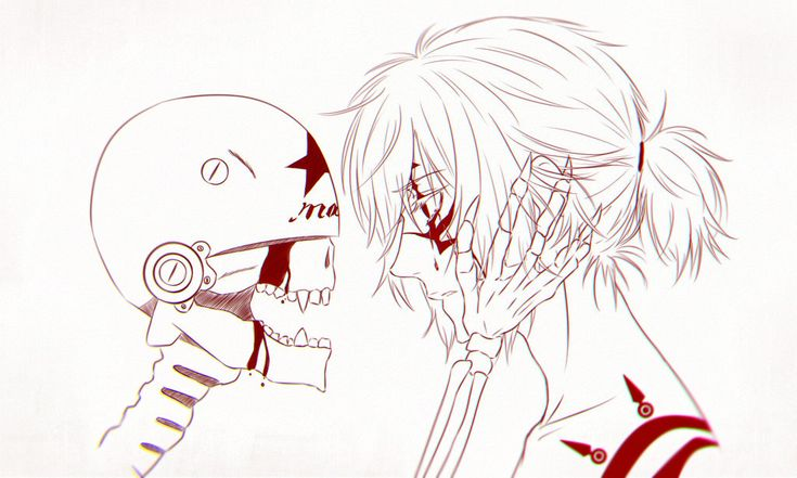 D.Gray-Man by Coro96 on DeviantArt