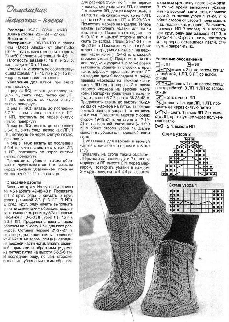 вязание ажурных носков спицами и их картинки любят неприхотливость