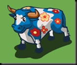 A new lonely animal has been sighted on the farm edges… The Flower Bull… This is a good chance to get a bull if you are looking forward to having one…