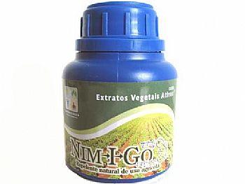 Nim-I-Go - Óleo de nim emulsionado com Karanja, pimenta e alho - 100ml na Móveis pra Você