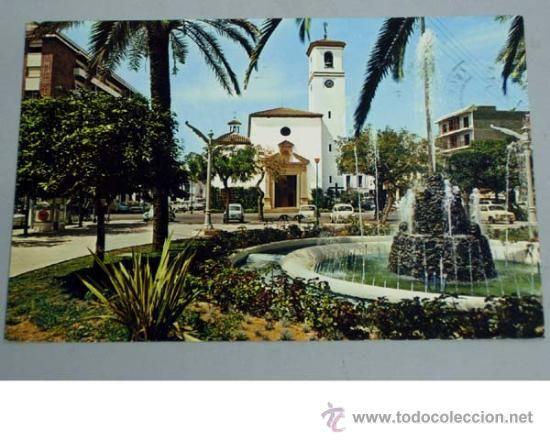 Postal Fuengirola Iglesia Nuestra Señora del Rosario 1977 - Foto 1