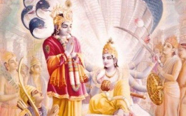 L'aspirante spirituale vive il dramma di Arjuna #arjuna #arco #cielo #illuminazione