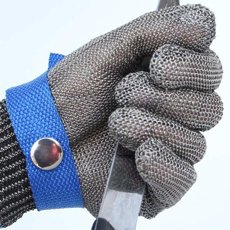 ==> [Free Shipping] Buy Best Safety Cut Proof Stab Resistant work gloves Stainless Steel Wire Safety Gloves Cut Metal Mesh Butcher Anti-cutting Work Gloves Online with LOWEST Price | 32679685538
