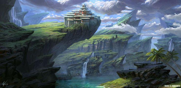 'Asia Pacific Moodpaint4' by MichalKus on DeviantART