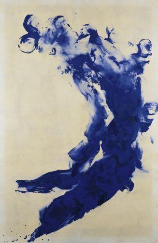 Anthropometrie (ANT 130) 1960 by Yves Klein  Art Experience NYC  www.artexperiencenyc.com