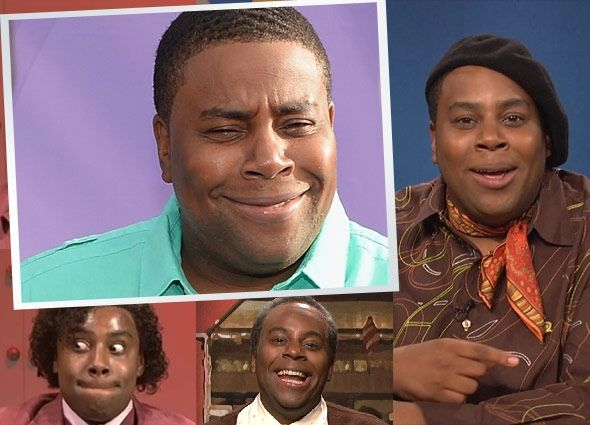 Why Saturday Night Live Writers Lean on Kenan Thompson