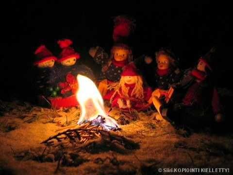 Joululaulu-Tip Tap, tonttujen jouluyö