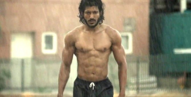Bhag Milkha Bhag inspired me a lot