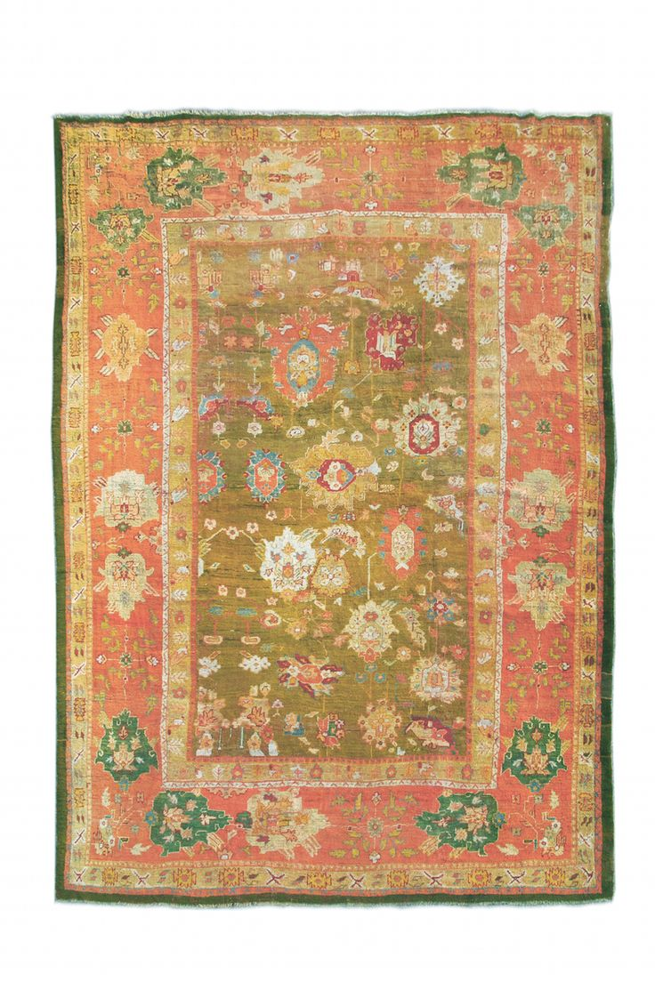 Oushak, Turkey, 4th Q 19th C.