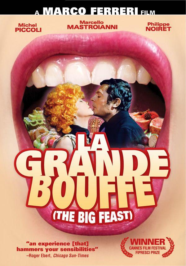 La grande abbuffata - La grande bouffe - Mastroiani