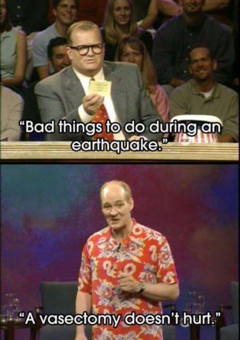 "12 TIMES COLIN MOCHRIE WAS THE KING OF ""WHOSE LINE IS IT ANYWAYS?"" see them all: http://www.chaostrophic.com/12-times-colin-mochrie-king-whose-line-anyways/"