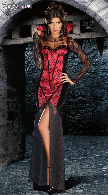 eed753c10 Just One Bite Sexy Vamp Costume, Long Vampire Costume | Halloween costumes  | Vampire costumes, Sexy halloween costumes, Sexy vampire costume