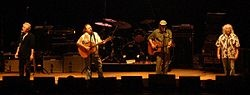 Crosby, Stills, Nash & Young - 2006  Woodstock