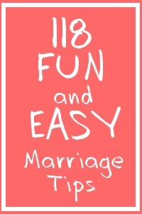 118 tips on Marriage great-articles