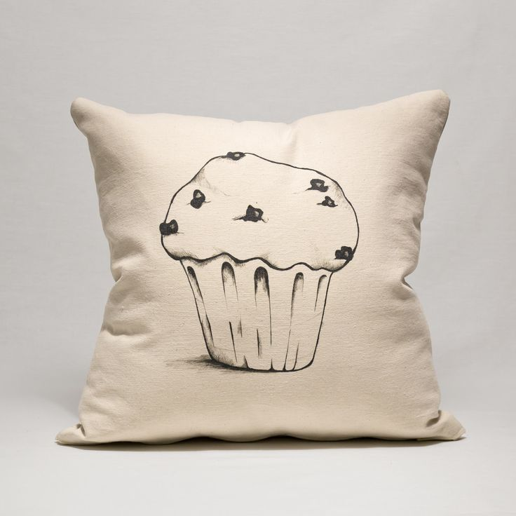 """Muffin pillow""  more on https://www.facebook.com/miss.machine.hand.made"