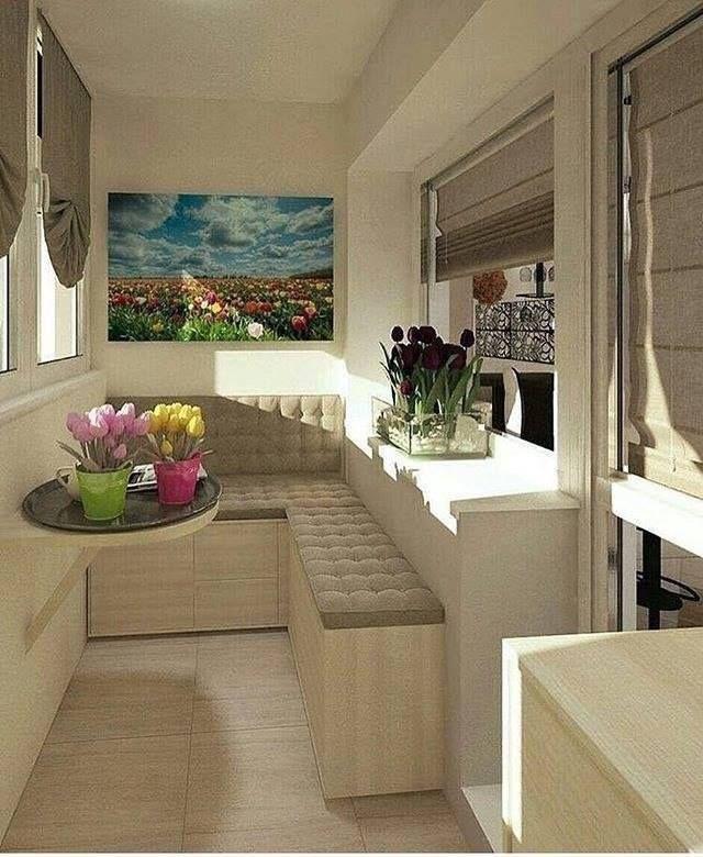 Terraza Muebles Para Balcon Diseno Interiores Casas Diseno De