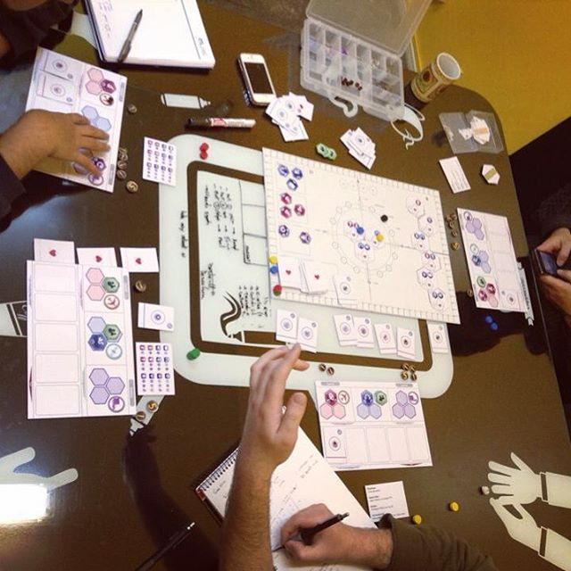#terranovup #gamedesign #prototype #gameboard #seriousgame #gamification #gamefuldesign #businessmodel #businessmodelinnovation