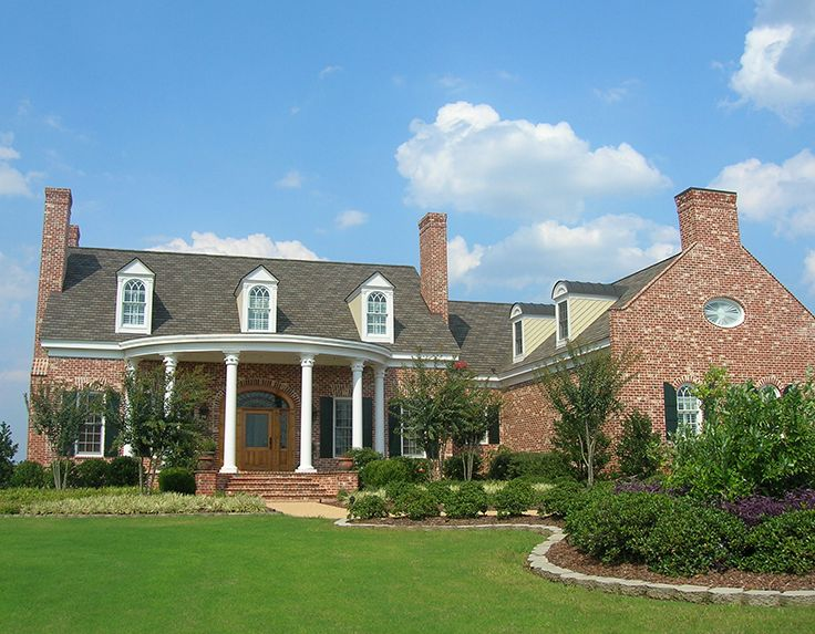 Brick Chimney Top Designs : From arches of many shapes and sizes to corbelled chimney
