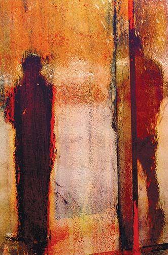 Robert Boynes | Waiting - Sunset | Brenda May Gallery Sydney