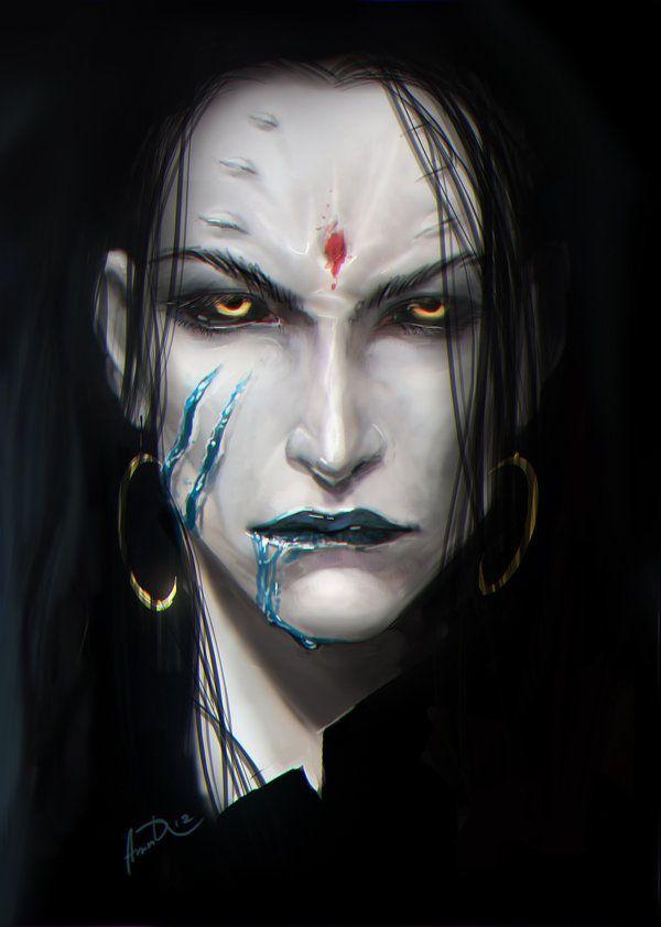 Farzhol clerigo chefe- escolhido de bane