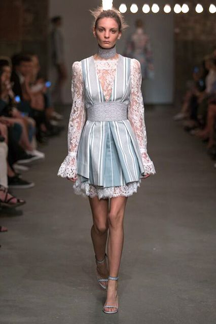 10 Fashion Week Trends You Can Actually Wear Now #refinery29  http://www.refinery29.com/2015/09/94194/best-ny-fashion-week-spring-2016-runway-trends#slide-15  Zimmermann...