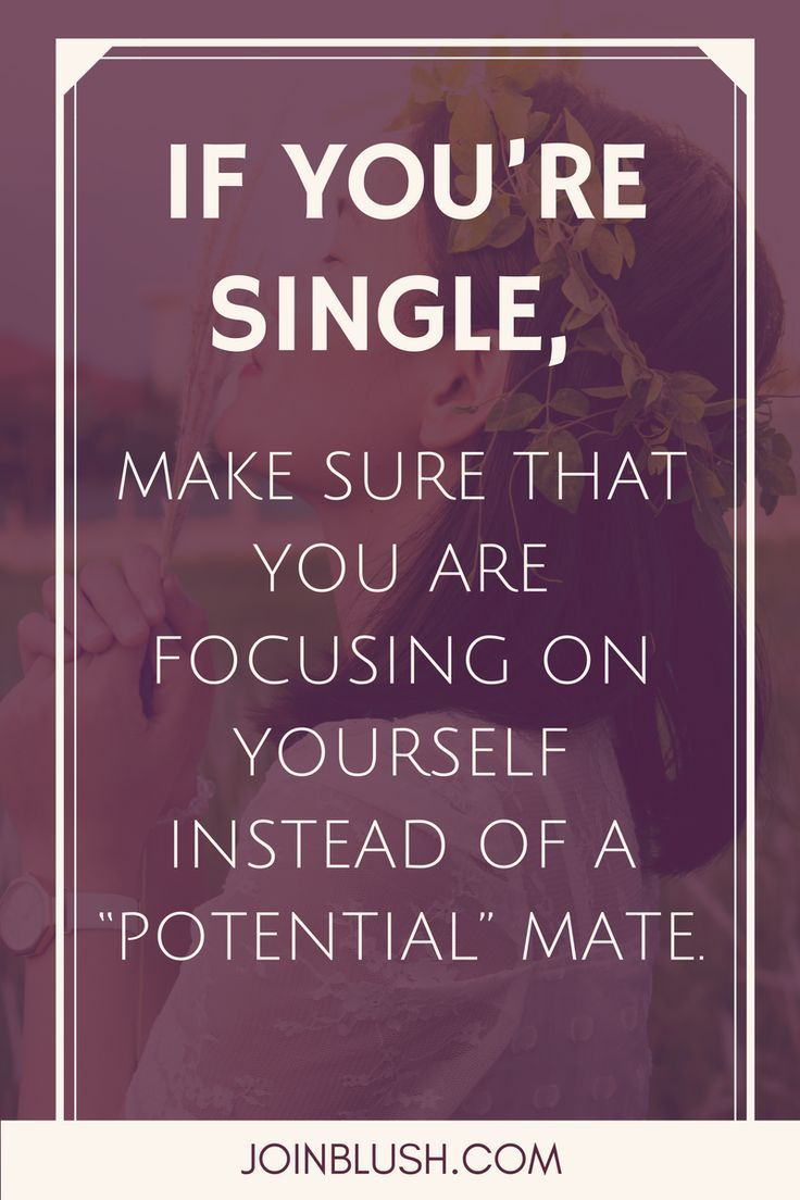 How To Take Advantage Of Being Single