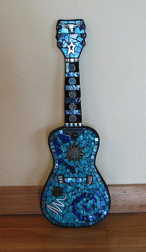 Darcy 3rd Guitar by Silvahayes, via Flickr