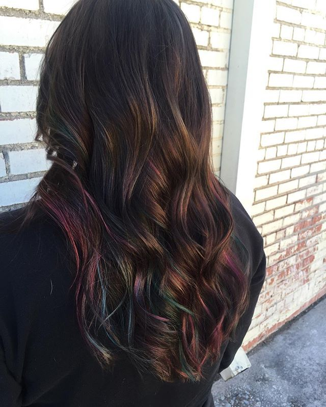 This is what I want, not the dark color, but the subtle jewel tones.
