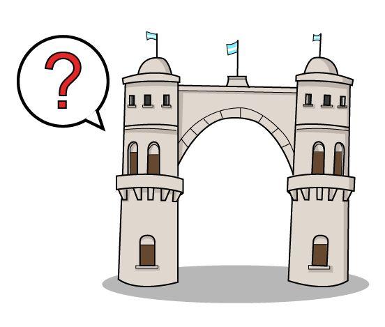 Como perderse en Córdoba - Introducción, arco de Córdoba
