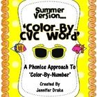Do your students love color-by-number activities? Are you learning, reviewing and/or practicing decoding  reading CVC words? Getting ready t...