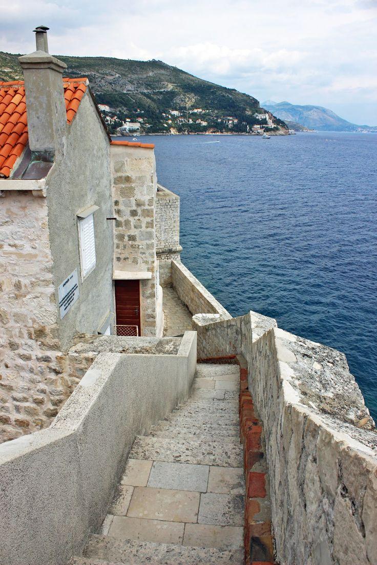 Dubrovnik Dalmatian Coast, Dubrovnik old city walls