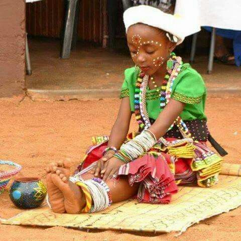 Tsonga traditional attire