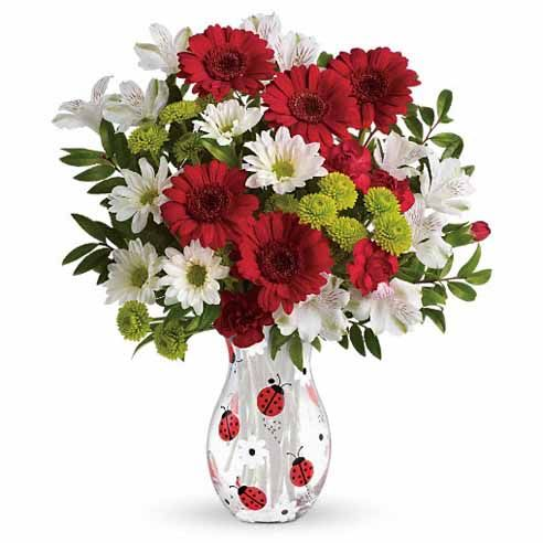 Send flowers cheap with cheap flowers online at sendflowers com
