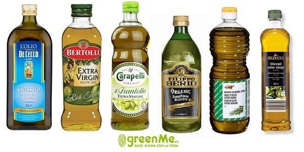 Falso Olio extravergine d'oliva: ecco le aziende che non superano i test