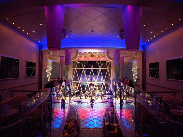 Dance the night away. #dazzles #allureoftheseas #cruise