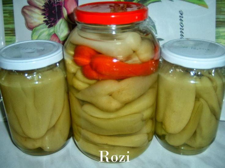 Rozi erdélyi,székely konyhája: Tölteni való paprika