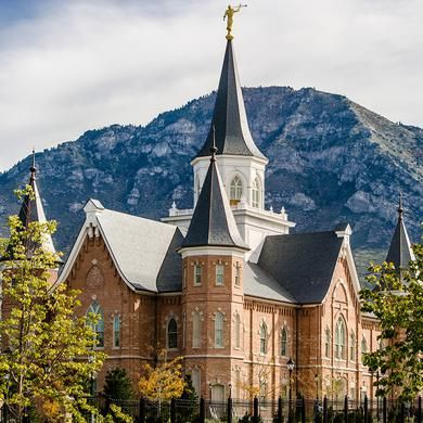 From Tabernacle to Temple: Provo's Legacy of Worship. An online exhibit of the new Provo City Center Templ
