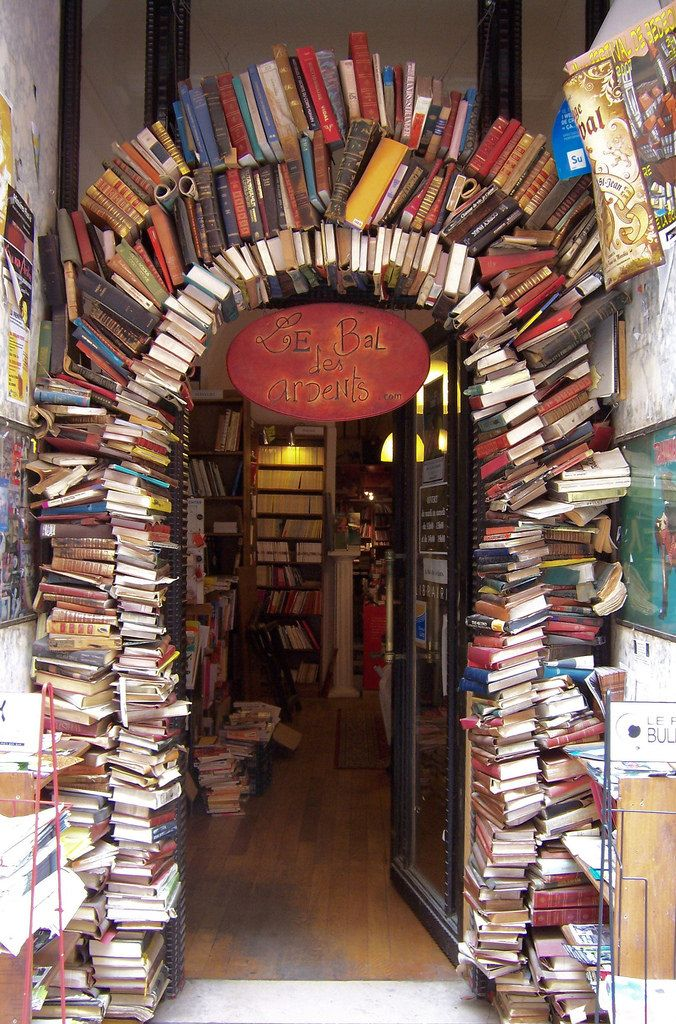 Book arches from around the world