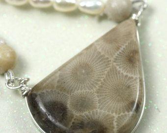 Камень Петоски (Petoskey stone) - Ярмарка Мастеров - ручная работа, handmade