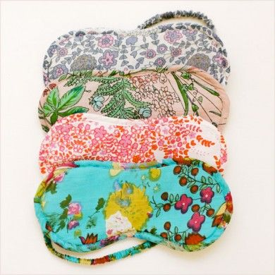 cute eye masks - a fun gift idea for a friend, co-worker, family member, new mom, and more