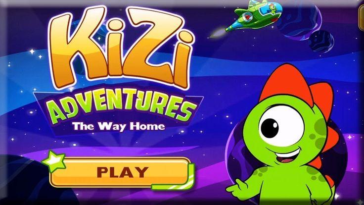 KIZI ADVENTURES -КИЗИ АДВЕНТУРЕ - Full Gameplay Episodes Incredible Game...