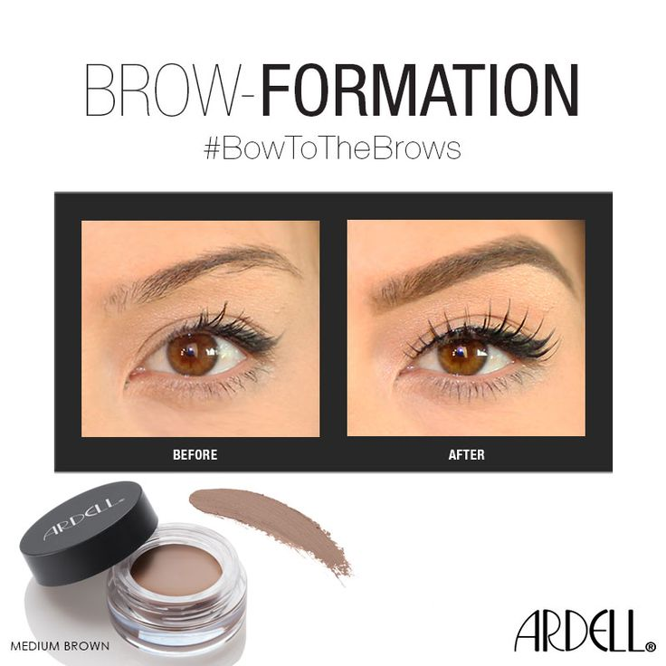 Sculpt, fill-in and set brows in place all day with our newest Brow Pomade in Medium Brown! This highly pigmented, smudge-free formula glides on smooth and blends effortlessly. #Browformation #BowToTheBrows  Available at Sally Beauty Supply