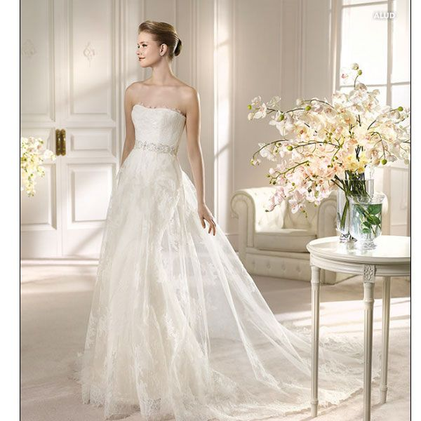 San Patrick Wedding Gown - Costura 2013 - Alud