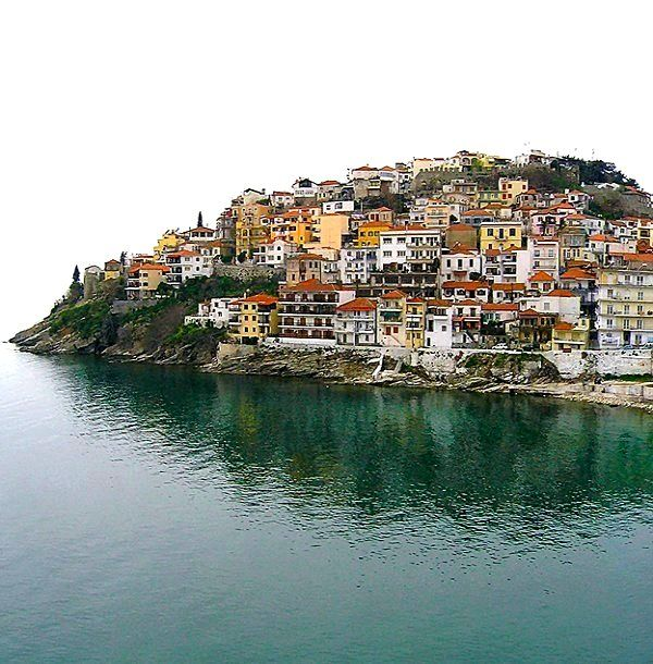 The old city of Kavala, Greece | by Visit Greece