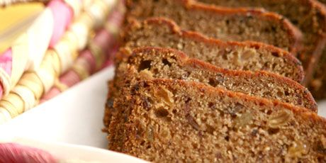 Anna Olson's Date Raisin Loaf - my mom used to make this type of loaf. I loved it as a kid