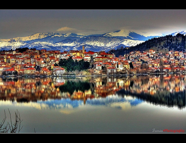 Kastoria, Greece my second home in Greece