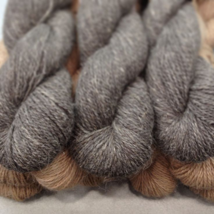 Plymouth Yarns Hillside Linen now 50% off at Yarns By Design, while supplies last - cash only.