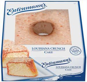 Entenmann39s Louisiana Crunch Cake Shrove TuesdayMardi